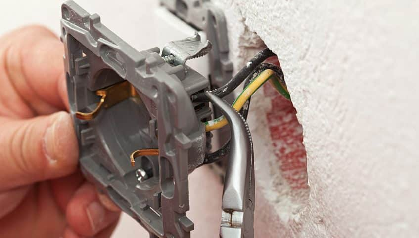 residential electrical services, fit out for powerpoint