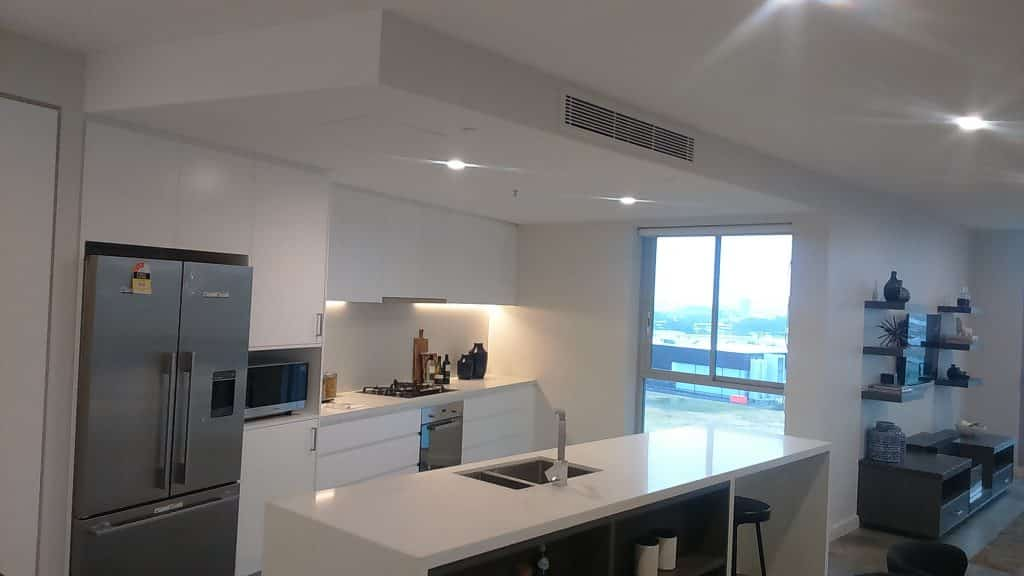 Lighting services done to new home in western sydneym professional electrical services